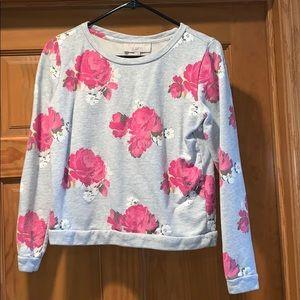Ann Taylor LOFT sweatshirt size XS